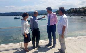 El nuevo puerto deportivo de San Vicente supondrá una inversión de cuatro millones