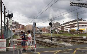 El estudio informativo para las obras del soterramiento de las vías de Torrelavega estará acabado en agosto