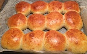 ¿Sabes cómo se hacen los 'dinner rolls'?