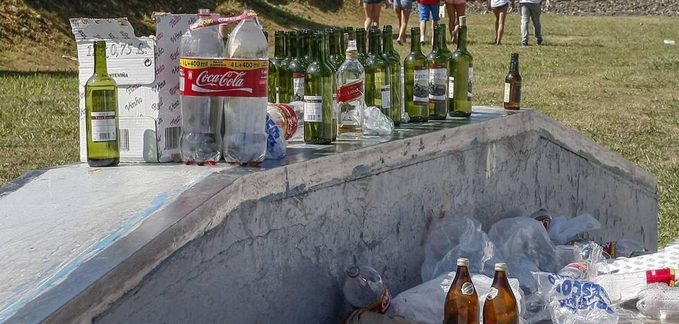 La Policía Local de Noja impone más de 200 sanciones a jóvenes por botellón