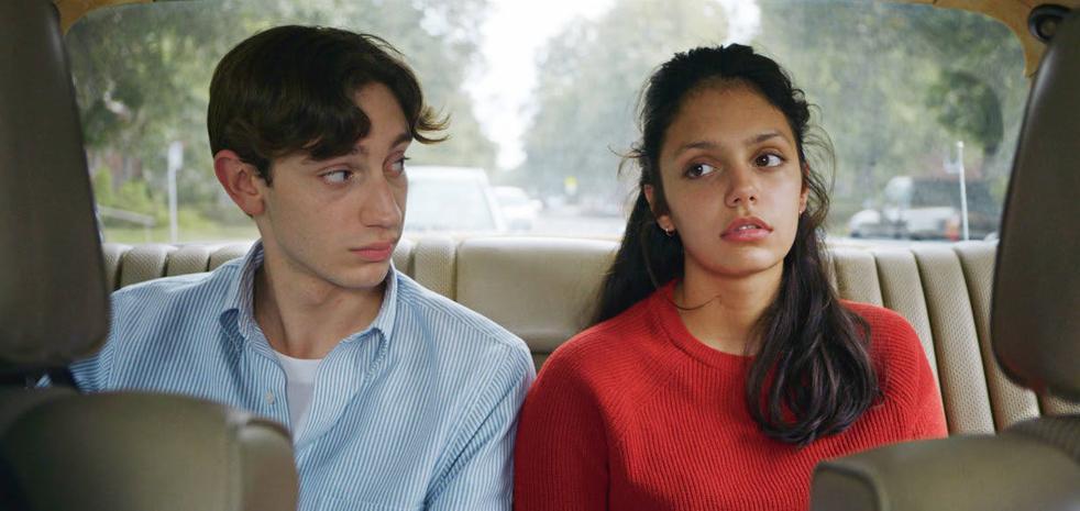 'Génesis': el vértigo del amor juvenil