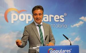 El PP pide en el Congreso garantizar el abastecimiento de agua de Cantabria