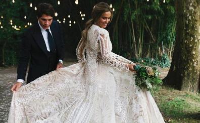La boda de María Pombo, nueva ilustración de la santanderina Elena Gómez