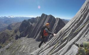 Los hermanos Pou recuperan los cuerpos de dos montañeros fallecidos en los Andes