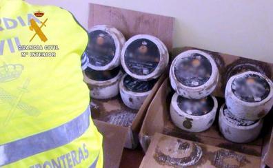 Tres investigados por no pagar más de 500 quesos que revendían en mercadillos