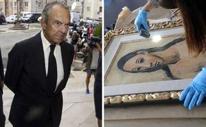 El banquero Jaime Botín, a juicio este lunes acusado de contrabando de un 'Picasso'
