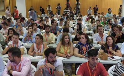 Las juventudes de Ciudadanos ya están de veraneo en Santander
