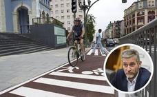 Ceruti: «Santander tiene que ser una ciudad pensada para el peatón porque peatones somos todos»