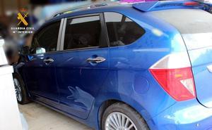 Tres detenidos por vender dos vehículos embargados en Viérnoles y Austria
