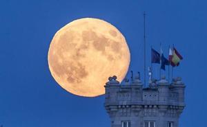 Cantabria, en la órbita lunar