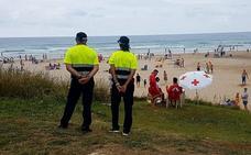 Muere ahogado un hombre de 51 años en la playa de Merón, en San Vicente