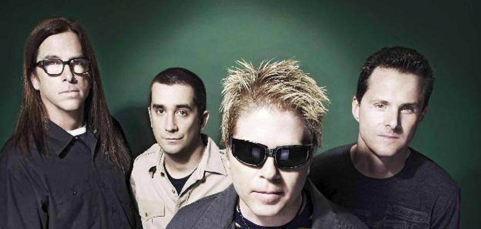 The Offspring: «El próximo disco está hecho y guardado en lata»