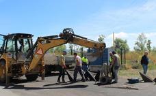 Reinosa prueba «con éxito» el sistema de bombeo instalado en Los Puentucos