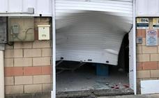 La Guardia Civil investiga una oleada de alunizajes en polígonos industriales