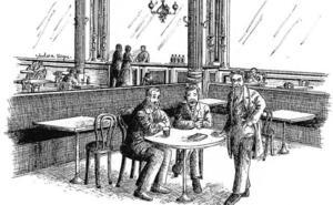 'Galdós santanderino', San Quintín literario