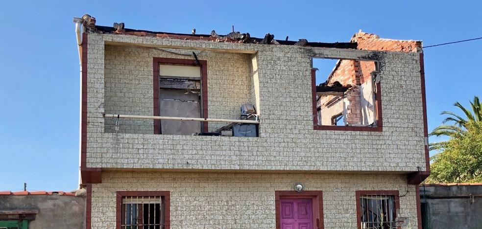 El Ayuntamiento declara en estado de ruina inminente una edificación en el barrio San Miguel 69