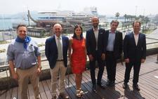 El Diario Montañés estrena su terraza de verano con motivo de la Semana Grande