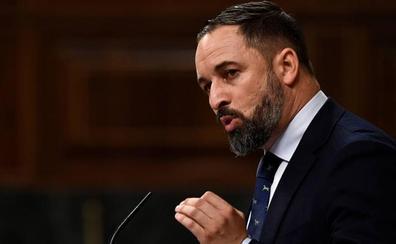 Abascal se niega a apoyar el «frente popular» de «sediciosos, golpistas y terroristas» de Sánchez