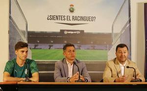 Chuti Molina asegura que habrá fichajes y salidas «inminentes» en el Racing