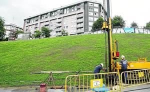Comienzan las catas para construir un ascensor panorámico en Nueva Ciudad