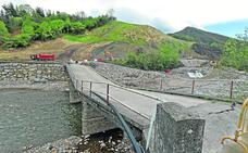 El proyecto para el nuevo puente sobre el Saja en Ruente está a punto de completarse