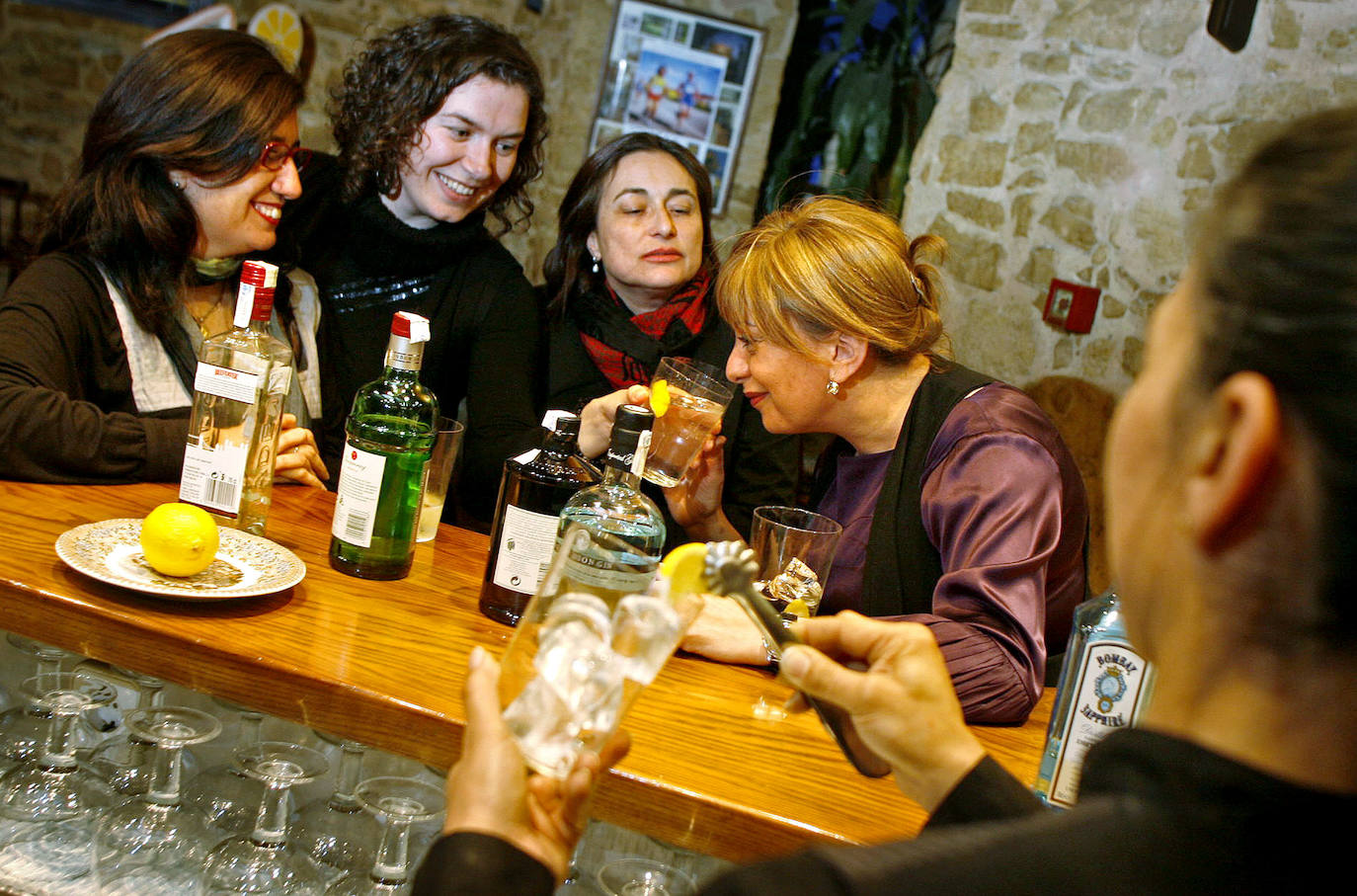 Ruta de los gin tonic por Cantabria