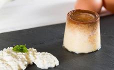 ¿Sabes hacer flan de queso mascarpone? Es muy fácil