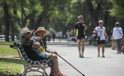 El calor se mantiene el jueves en Cantabria, para caer bruscamente el viernes
