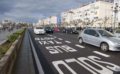 UGT traslada a César Díaz una propuesta para mantener el carril-bus en Santander