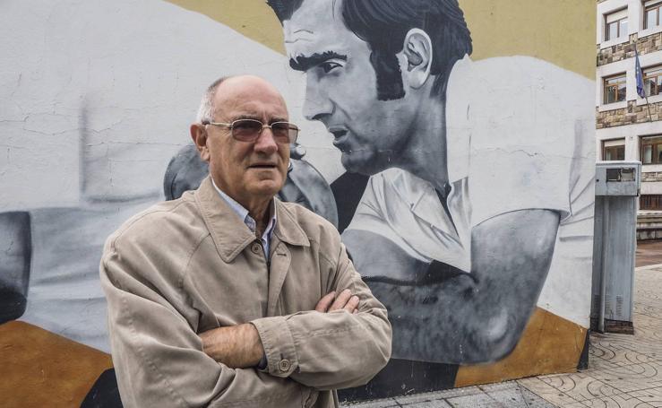 Pepe Ingelmo, una leyenda de los bolos de Cantabria