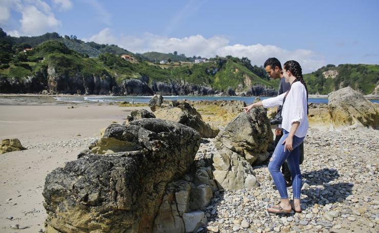 Las rocas más antiguas de Cantabria