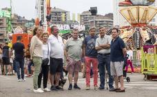 Vecinos de El Sardinero exigen «que no se celebre todo» junto a sus viviendas