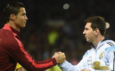 Messi y Cristiano, entre los nominados al mejor gol de la temporada 2018-2019