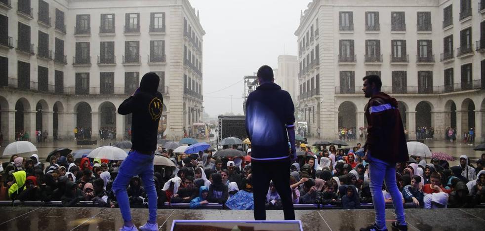 El festival North Music de hip hop toma Santander