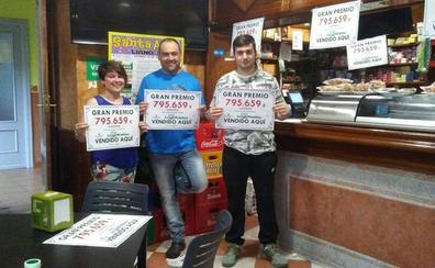 La Primitiva deja un premio de más de 795.000 euros en Villaescusa