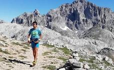 Manuel Merillas bate el récord del Anillo de Picos de Europa