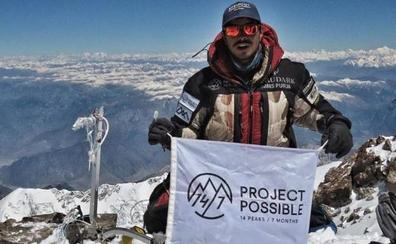 Nirmal Purja asciende el K2 y suma 10 ochomiles en tres meses