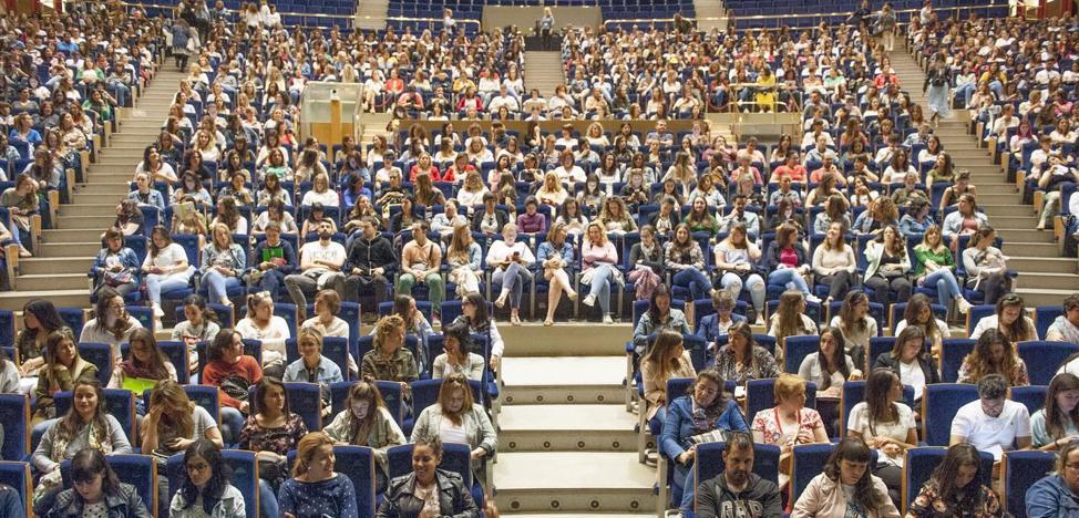 El 78% de los aspirantes no supera la primera fase de las oposiciones docentes