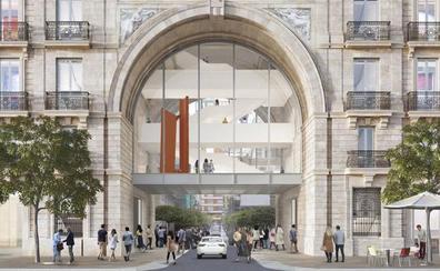 El Proyecto Pereda convierte el icónico arco del Santander en la puerta entre la ciudad y la bahía