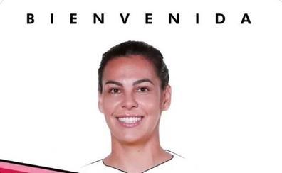 La brasileña Thaisa Moreno, segundo fichaje del futuro Real Madrid