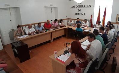 Discusiones, tensión y gritos en el primer pleno ordinario en Los Corrales