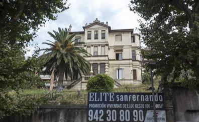 La casona Villa Conchita, en Menéndez Pelayo, albergará seis viviendas