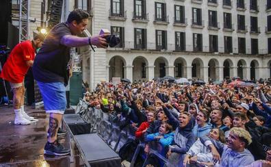 Gazir, campeón del norte tras enfrentarse a Jesús LC en la final del festival North Music