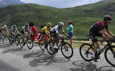 La etapa del sábado en el Tour de Francia se reduce a 59 km