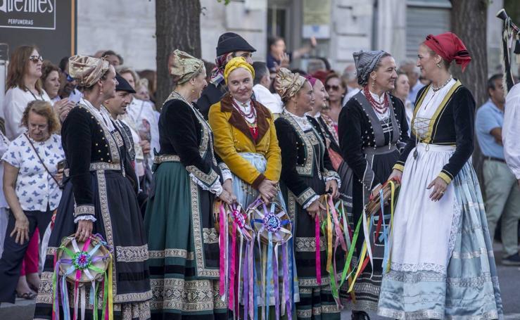 La tradición invade Santander