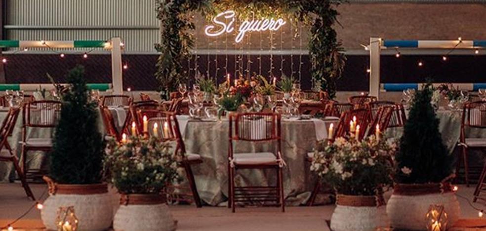 El valor de los floristas en las bodas cántabras