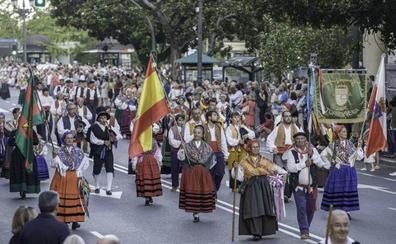 Santander despide su Semana Grande con un homenaje a las tradiciones