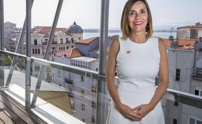 «Todas las sedes judiciales no caben en el edificio de la calle Alta, habrá que cambiar el proyecto»