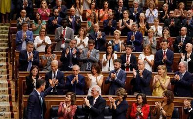 Los líderes políticos de Cantabria urgen a la formación del Gobierno