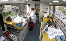 La unidad móvil para realizar donaciones de sangre y plasma llegará el miércoles a Camargo